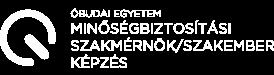 Óbudai Egyetem Minőségbiztosítási Szakmérnök/Szakember Képzés